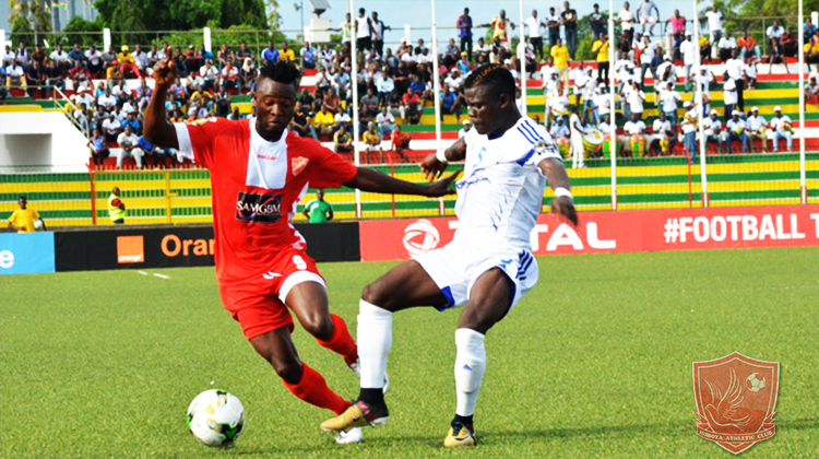 """Résultat de recherche d'images pour """"horoya ac de conakry contre AS Togo Port"""""""